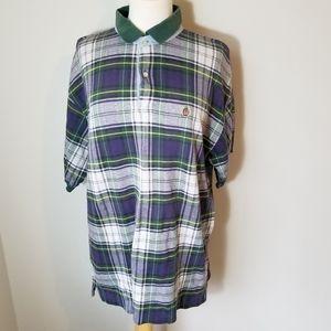 Vintage Tommy Hilfiger Polo Shirt Size XL
